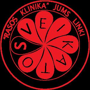 Rasos klinikos logotipas